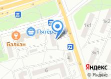 Компания «Аудит-ру» на карте