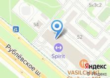 Компания «ЛюмьерЪ» на карте