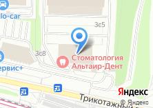 Компания «Рида Моторс Тушино - автосервис» на карте