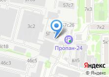 Компания «Айастан» на карте