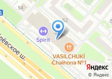Компания «АртЛавр» на карте
