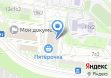 Компания «БАКАЛ-Сервис» на карте
