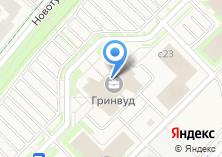 Компания «Mareven Food Central» на карте