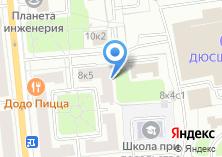 Компания «Художественно-таксидермическая студия Василия Михейкина» на карте