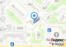 Компания «Вымпел-А» на карте