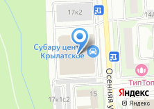 Компания «Автостекло24» на карте