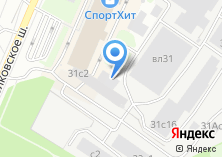 Компания «Элиткомплект» на карте