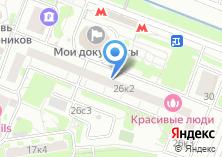 Компания «Пифф-Пафф» на карте