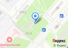 Компания «Молочно-раздаточный пункт №2 Детская поликлиника №73» на карте