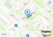 Компания «Совет ветеранов войны и труда района Кунцево» на карте