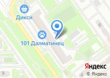 Компания «Адвокатский кабинет Денисова М.Е» на карте