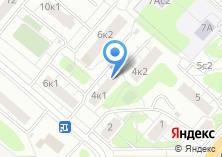 Компания «Мировые судьи района Кунцево» на карте