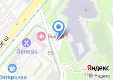 Компания «Новое Тушино жилой комплекс» на карте