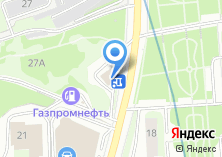 Компания «Автомойка на Осенней» на карте