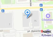 Компания «Гаражно-строительный кооператив №27» на карте