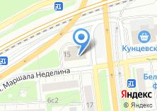 Компания «Еврочистка» на карте