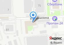 Компания «Химэнергосбыт» на карте