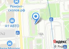 Компания «DiStyle» на карте