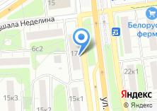 Компания «Двери Сервис» на карте