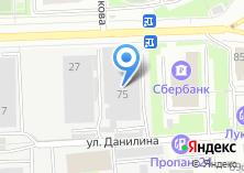 Компания «Гаражно-строительный кооператив №29» на карте