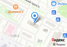 Компания «МГТС» на карте