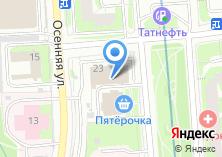 Компания «Национальная компьютерная корпорация» на карте