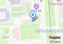 Компания «Застеколье» на карте