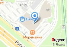 Компания «Sumochka.com» на карте