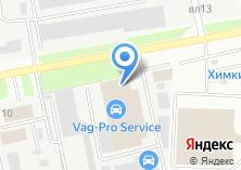 Компания «Маэстро Моторс» на карте