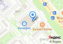 Компания «МАРИЯ-ФАРМ» на карте