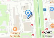Компания «Две палочки» на карте