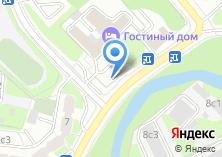 Компания «Продуктовый магазин на ул. Василия Петушкова» на карте
