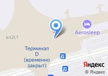 Компания «AirNails» на карте