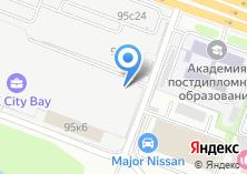 Компания «Геран-ВТО» на карте
