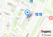 Компания «Магазин текстиля на ул. Щорса» на карте