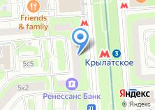 Компания «Ветмир» на карте