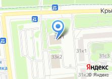 Компания «Профкосметика» на карте