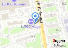 Компания «Европейский Гимнастический Центр» на карте