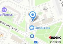 Компания «Магазин одежды и обуви на Солнцевском проспекте» на карте