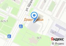 Компания «Лидермакс» на карте