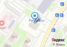 Компания «SA.ru» на карте
