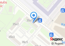 Компания «Участковый пункт полиции район Кунцево» на карте
