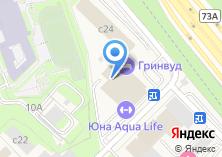 Компания «China-line» на карте
