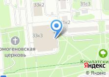 Компания «МКТ» на карте