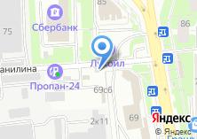 Компания «Куркино-Авто» на карте