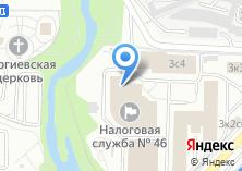 Компания «Тор-Вик» на карте