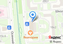 Компания «Добрынинский» на карте