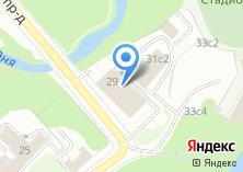 Компания «РАИ Русско-американский институт» на карте