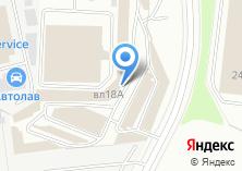 Компания «Магазин инструмента и отделочных материалов» на карте