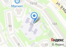 Компания «Детский сад №25 Калинка» на карте